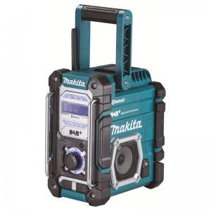 Aku rádio DAB s Bluetooth 7,2V-18V Makita DMR112