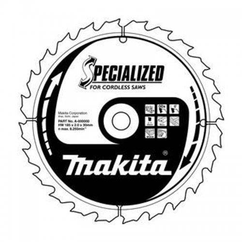 Pilový kotouč 150x10 40 Z. Makita B-09226
