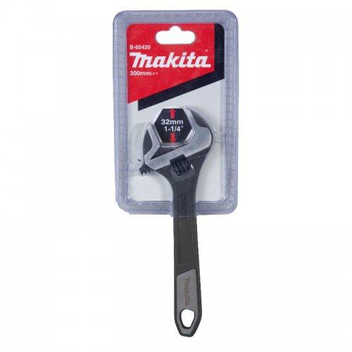 Stavitelný klíč 200mm na matice 0-32 mm Makita B-65420