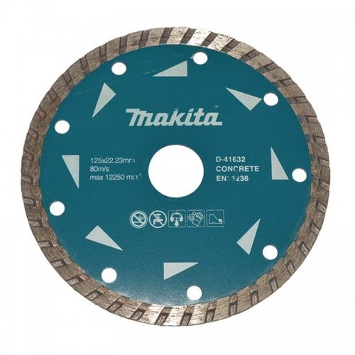 Diamantový turbo kotouč 125mm Makita D-61167-10