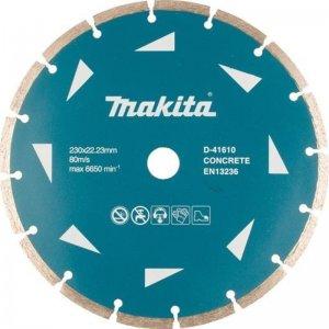 Diamantový segmentový kotouč 230mm Makita D-61145-10