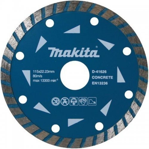 Diamantový turbo kotouč 115mm Makita D-61151-10
