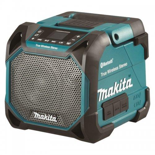 Aku přehrávač s Bluetooth 10,8V-18V bez aku Makita DMR203
