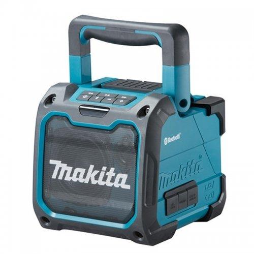 Aku přehrávač s Bluetooth, Li-ion 10,8V-18V Makita DMR200