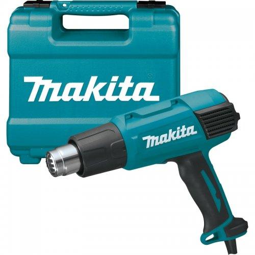 Horkovzdušná pistole 50-600°C 1800W Makita HG6031VK