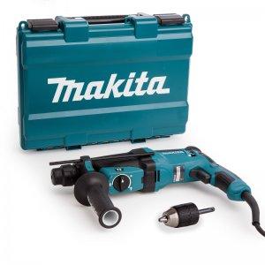 Kombinované kladivo SDS-Plus Makita HR2630X7