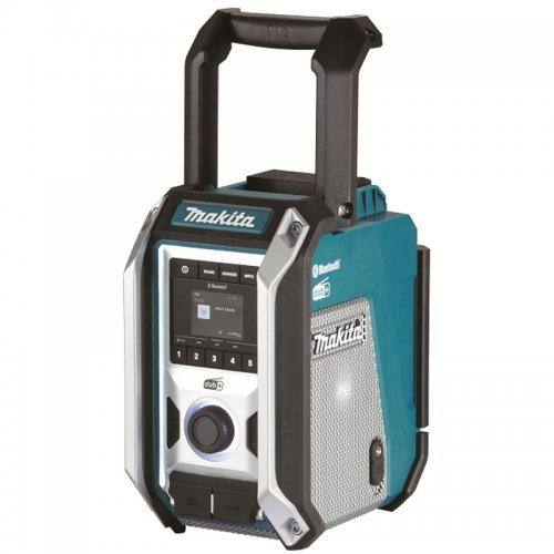 Aku rádio DAB, Bluetooth, USB bez aku Makita DMR115