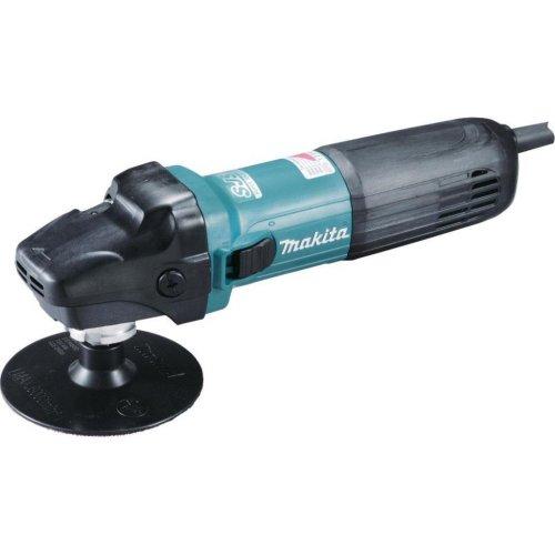 Úhlová bruska/leštička 125mm,SJS,elektronika,1400W Makita SA5040C