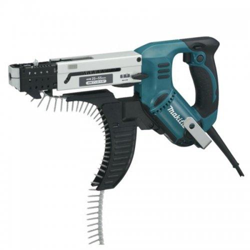 Elektrický šroubovák se zásobníkem 25-55mm, 470W Makita 6842
