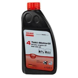 4-taktní motorový olej SAE 5W30 1l Dolmar 980008121