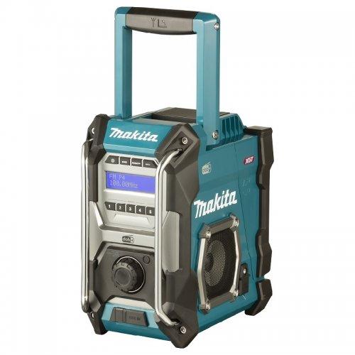 Aku rádio DAB s Bluetooth Li-Ion  CXT, LXT, XGT 12V-40V bez aku Makita MR004G