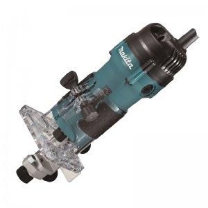 Jednoruční frézka 6mm 530W Makita 3711