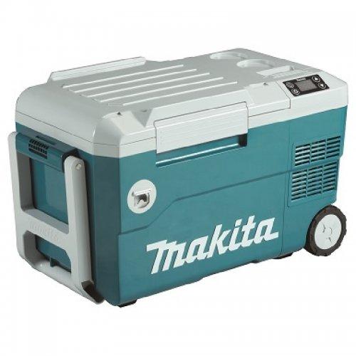 Aku chladící a ohřívací box Li-ion LXT 2x18V bez aku Makita DCW180Z