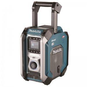 Aku rádio DAB Bluetooth Li-ion CXT, LXT, XGT, 12V-40V bez aku Makita MR007GZ