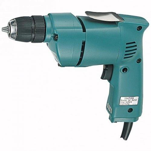 Elektrická vrtačka 1-10mm, 400W Makita 6510LVR