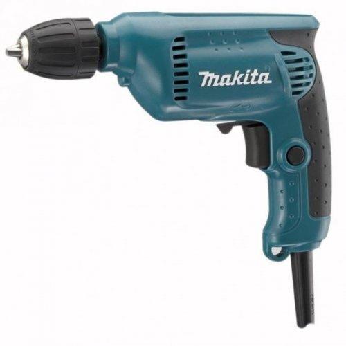 Elektrická vrtačka 1,5-10mm, rychlosklíčidlo 450W Makita 6413
