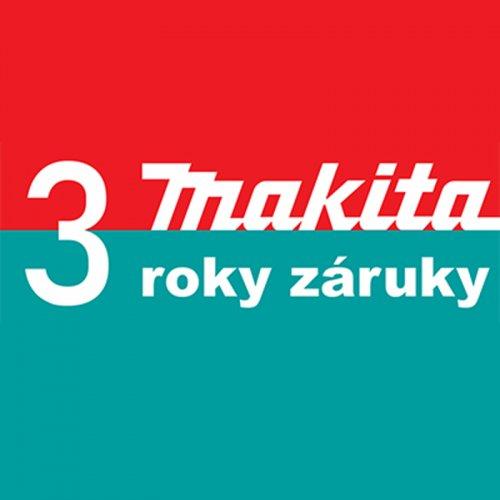 Prodloužená záruka Makita na 3 roky (registrace zboží do 4 týdnů)